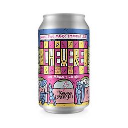 Cerveza Tamango Chevere lata 355cc