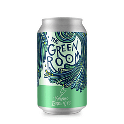 Cerveza Tamango The Green Room lata 355cc