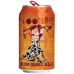 Cerveza Flying Dog Bloodline lata 355cc