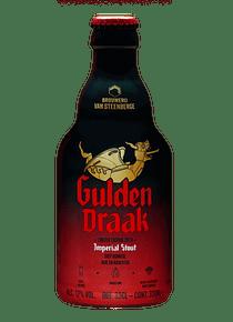 Cerveza Gulden Draak Imperial Stout botella 330cc