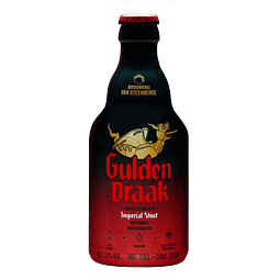 Gulden Draak Imperial Stout botella 330cc