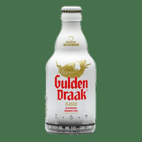 Cerveza Gulden Draak Classic botella 330cc