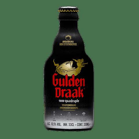 Gulden Draak Quadruple 9000 botella 330cc