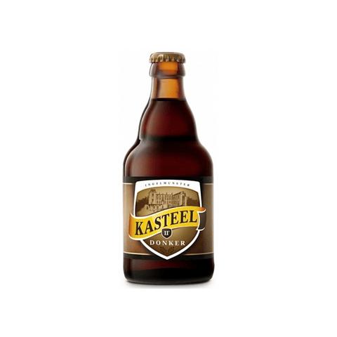 Cerveza Kasteel Donker botella 330cc