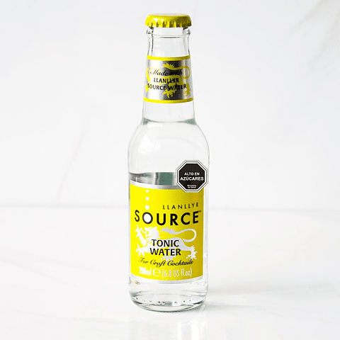 Source Agua Tónica botella 200cc