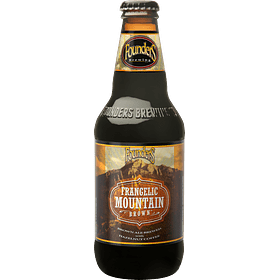 Cerveza Founders Frangelic Mountain Brown botella 355cc