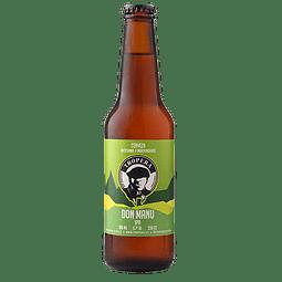 Cerveza Tropera Don Manu Ipa botella 330cc