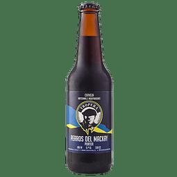 Cerveza Tropera Perros del Mackay 330cc