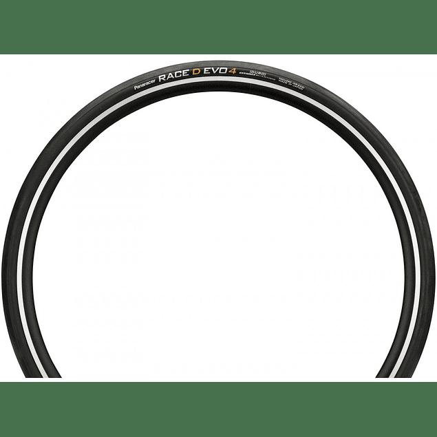 NEUMATICOS PANARACER RACE D EVO4 700X25 (ALL BLACK)