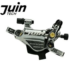 JUIN TECH R1 -  KIT FRENO TIRO CORTO - PM - DISCO 160 - GRIS