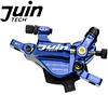 JUIN TECH R1 -  KIT FRENO TIRO CORTO - PM - DISCO 160 - AZUL