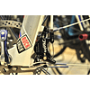 JUIN TECH M1 - KIT DE FRENO HIDRAULICO ACTIVADO POR CABLE - TIPO MTB/TIRO LARGO - PM - DISCOS DE 180MM - NEGRO