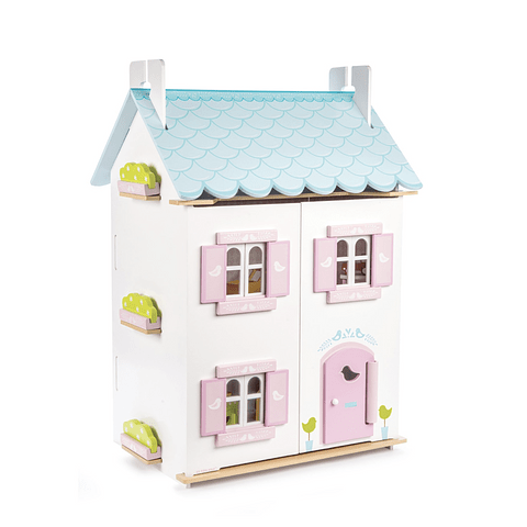 Casinha de Bonecas - Blue Bird Cottage