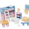 "Set de mobilia - Sugar Plum ""Children's Room"""