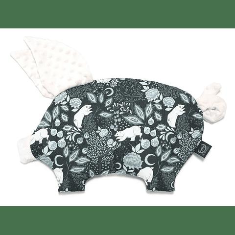 Almofadinha Sleepy Pig - It's Magic