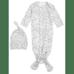 Conjunto Comfort Knit - Zebra Plant