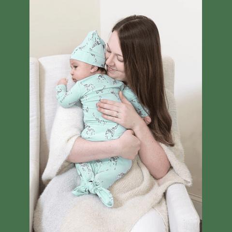Conjunto Comfort Knit - Giraffe