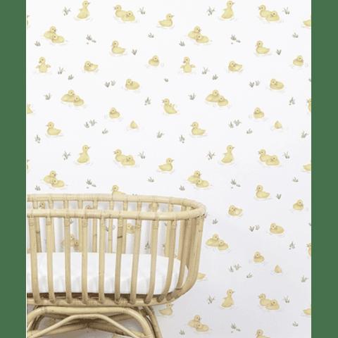 Papel de parede - Lucky Ducky