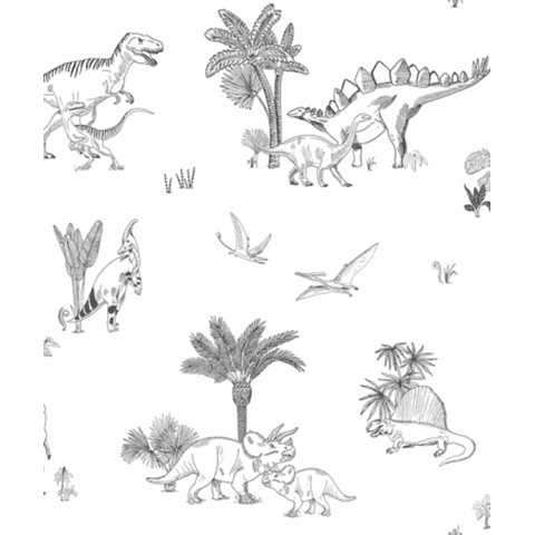 Papel de parede - Dinossauros