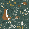 Papel de parede - Forest Animals