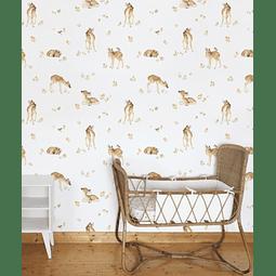 Papel de parede - Oh deer