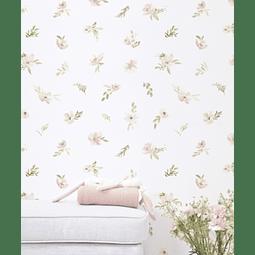 Papel de parede - Appoline Flowers