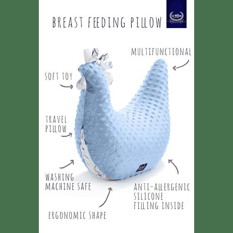 Almofada de amamentação - Magic Owl