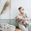 Swaddle Blanket - French Roses