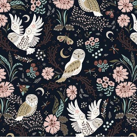 Edredon + almofada - Magic Owl
