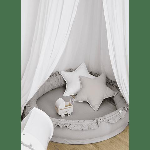 Junior Nest (tapete de actividades) Dark Beige