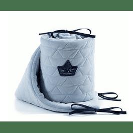 Protetor de Berço - Velvet Blue