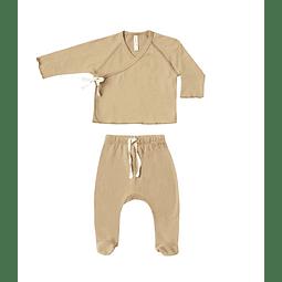 Kimono set -Honey