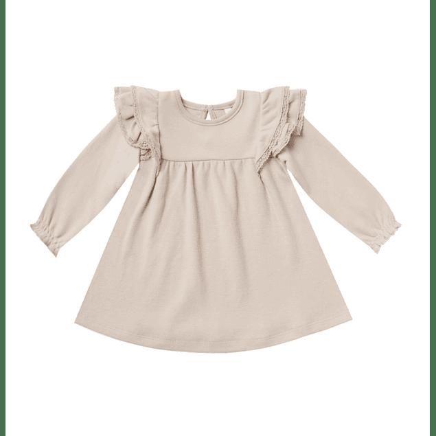 Flutter Dress - Rose