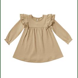 Flutter Dress - Honey