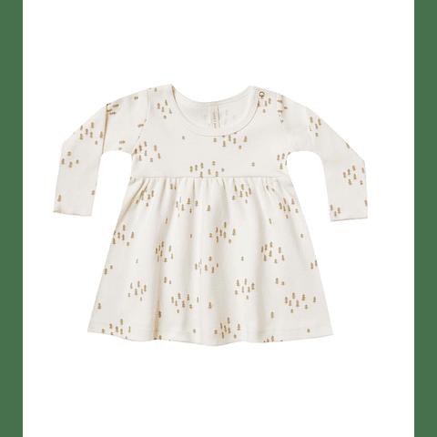 Baby Dress - Ivory