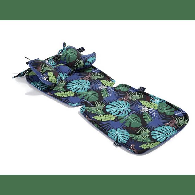 Conjunto para carrinho de bebé - Jungle