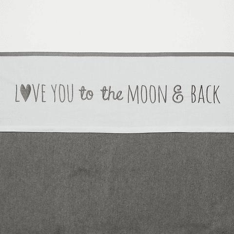 Lençol To The Moon - 75 x 100 cm
