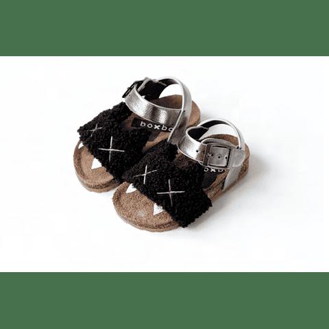 Sandália - Canine Black