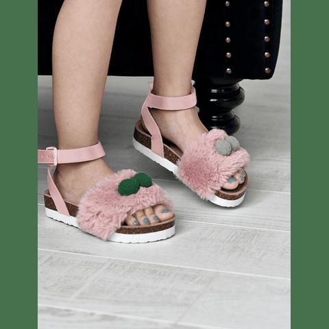 Sandália - Booboo Pink