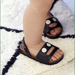 Sandália - Wistiti Black
