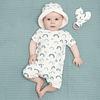 Babygrow - Blue Rainbow