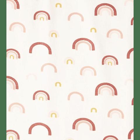 Macacão Crete - Peach Rainbow