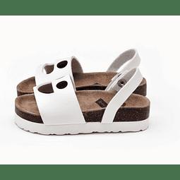 Sandália - Wistiti White