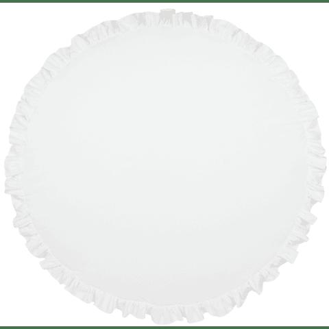 Tapete de actividade - White