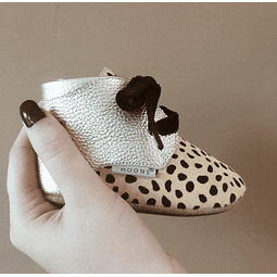 Ava Boots Cheetah