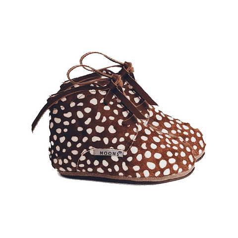 Ava Boots Fawn