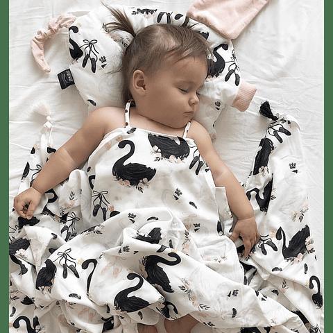 Almofadinha Sleepy Pig - Swan