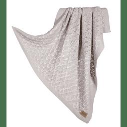 Manta tricotada Pearl