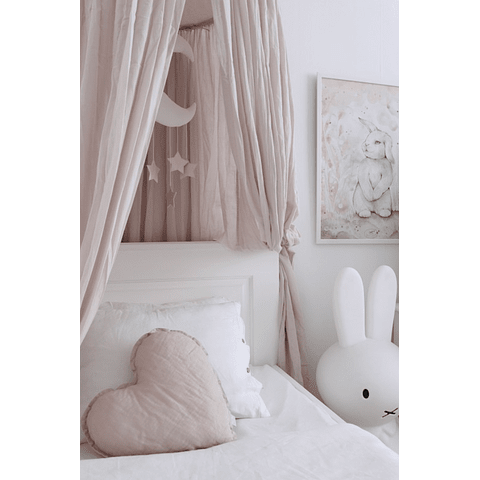 Dossel Soft Maxi - Powder Pink