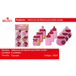 Adhesivos para baby shower